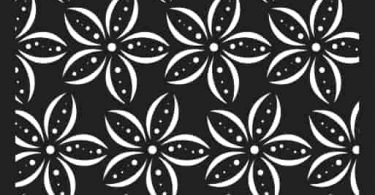 free vector floral pattern CDR file download 1