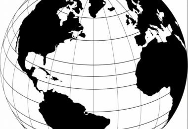 free vector globe