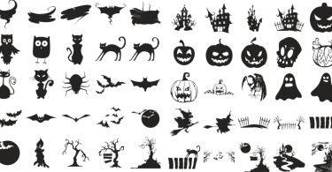 halloween free vector