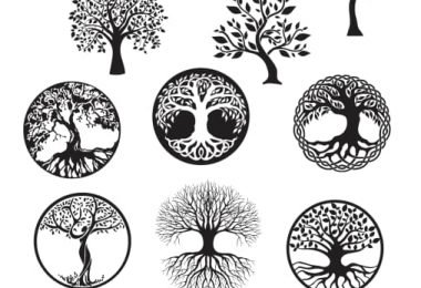 tree of life free vector