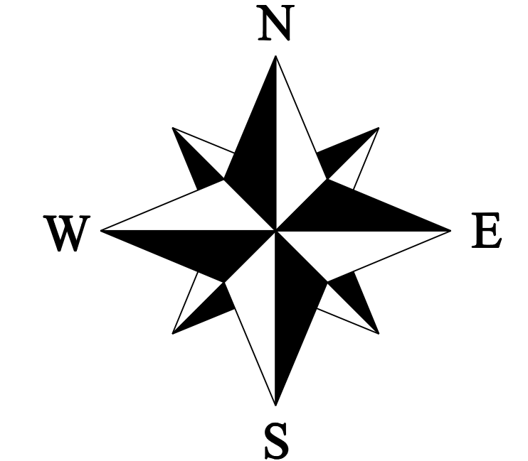 vector north arrow free download