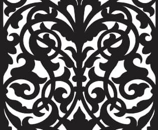 free cnc vector art design & pattern files