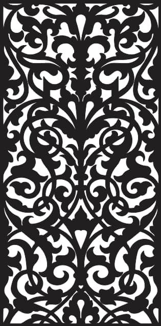 free cnc vector art design & pattern files