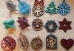 laser cut christmas ornaments patterns
