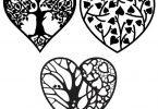 heart vector art