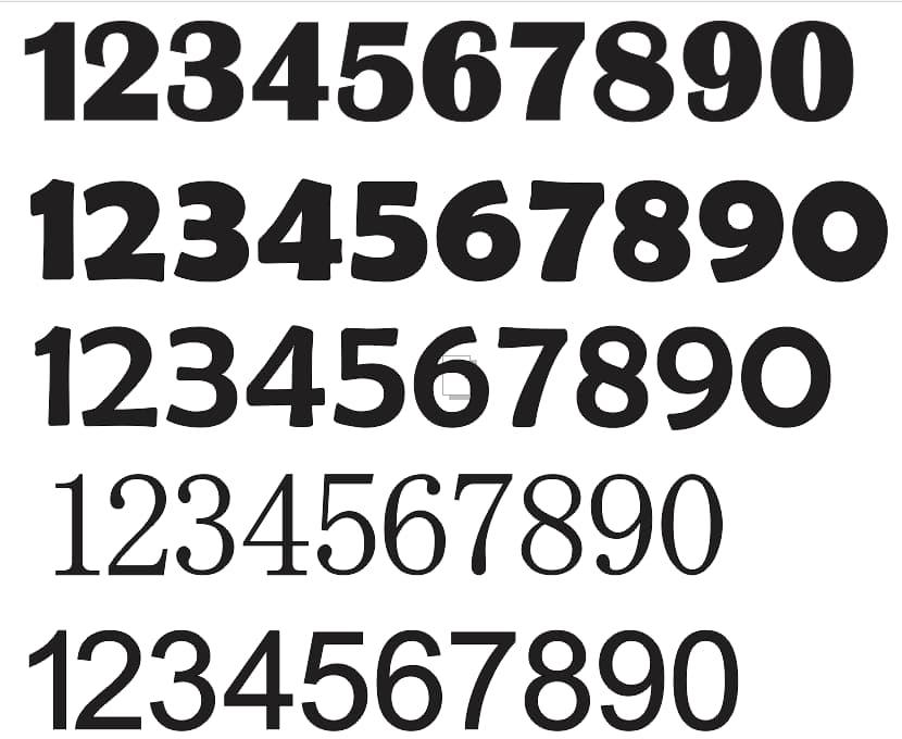 free dxf fonts