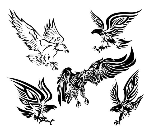 Eagles Vector free