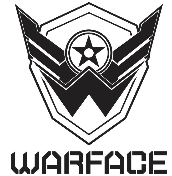 Warface Logo Vector Free Vector