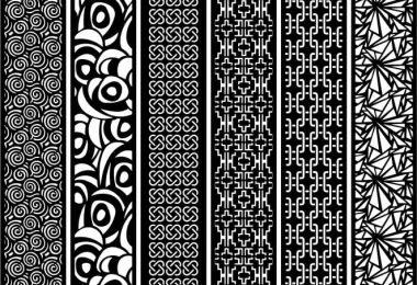 free laser cut patterns