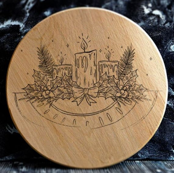 Laser Cut Engraving