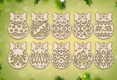 Lasercut Ornament