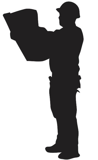 architectural silhouette