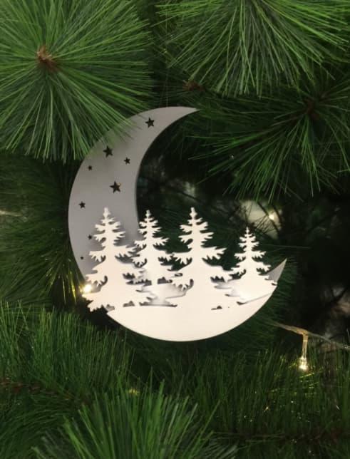 christmas laser cut files